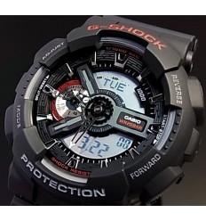 c33ac703ef51 ... Ceas de mana barbati Casio G-Shock GA-110-1A 2