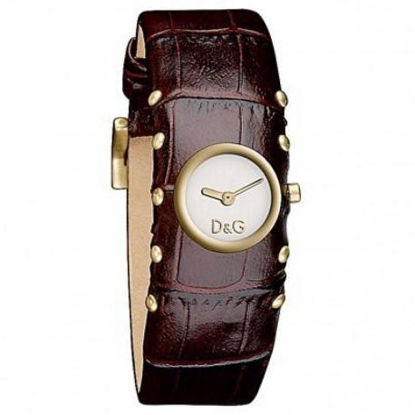 Ceas de mana dama Dolce& Gabbana Cottage Brown DW0352