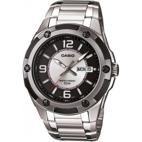 Ceas de mana barbatesc Casio Watches MTP-1327D-1A1