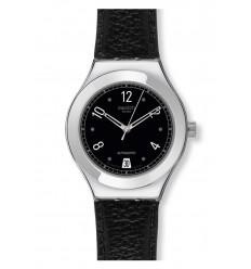 Ceas de mana Swatch Black Board Automatic YAS405