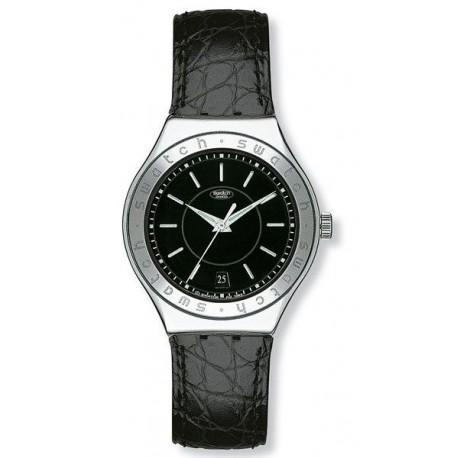Ceas de mana Swatch Automatic Noir de Noir YAS402