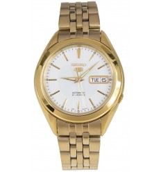 Ceas de mana auriu Seiko 5 Watches Automatic SNKL26