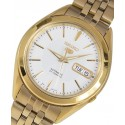 Ceas de mana auriu Seiko 5 Watches Automatic SNKL26