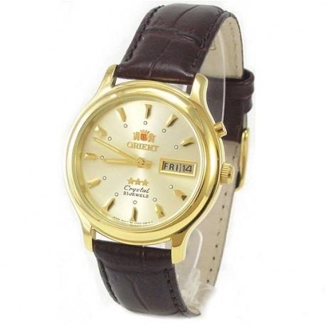 Ceas Auriu Orient FEM02024C