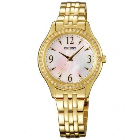 Ceas de dama original orient classic quartz lady FQC10003W0