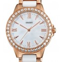 Orient Rose Gold Lady FQC11001W0