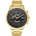 Ceas de mana auriu barbati Orient Multi Year Calendar FEU07001BX