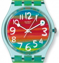 Ceas de mana Swatch Color the Sky GS124