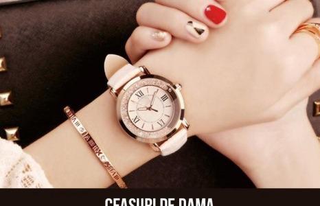 Ceasuri de dama numai la Bombastic.ro